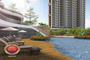 kdmc approved new construction in Dombivli East, Regency anantam 1 bhk price, Regency Dombivli 1 bhk flats for sale