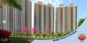 buy flat in dombivli east, low price flats in dombivali, budget homes in dombivli