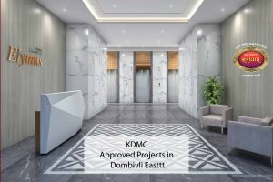 rera registered projects in dombivli, under construction projects in dombivli near station, kdmc approved projects in dombivli east