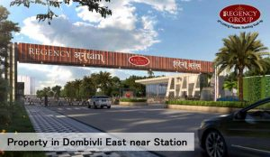 buy home in dombivli, property in dombivli east near station, low price flats in dombivali