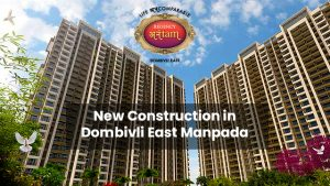 new construction in dombivli east manpada, 1 bhk flats in dombivali new construction, regency group new project in dombivali