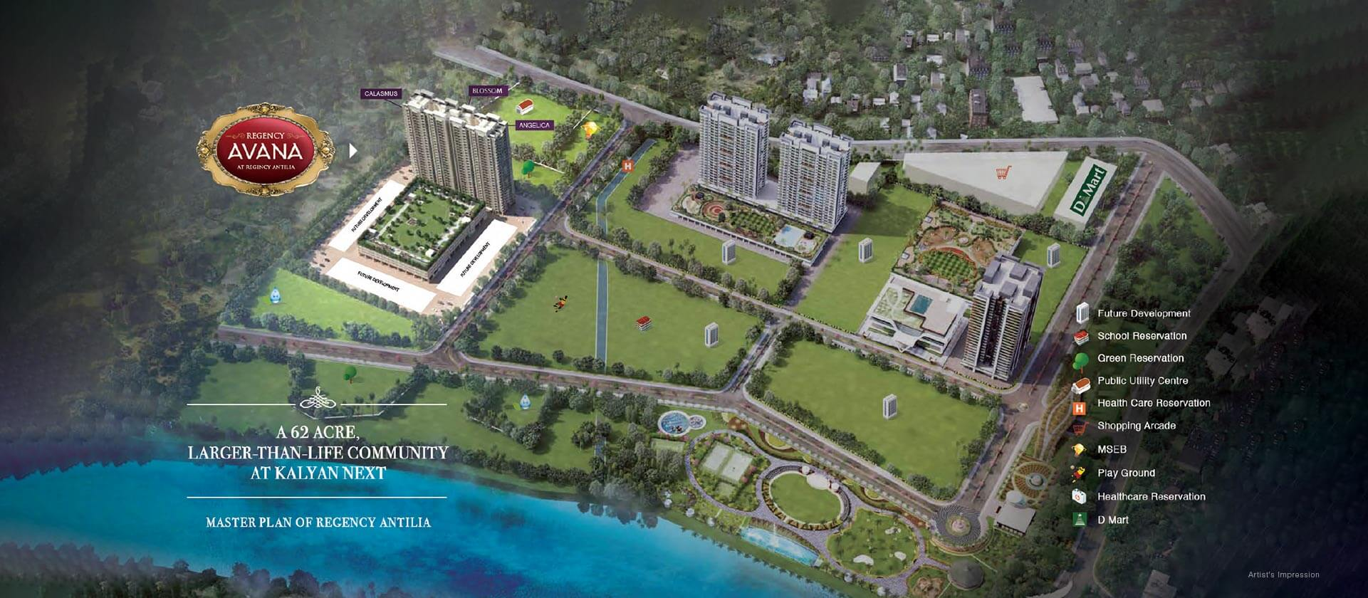 new projects in Dombivili,properties in Titwala
